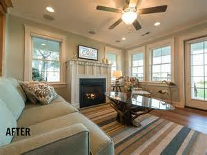 pottery barn paramus a coastal cottage gets a makeover on the diy network