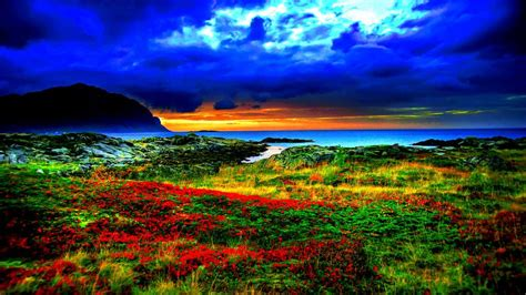 colorful landscape wallpaper beautiful colorful nature xcitefun net