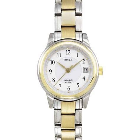 timex womens gold tone bracelet timex watches