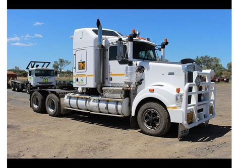 kenworth t950 specifications used 1997 kenworth t950 sleeper cab trucks in rockhton qld