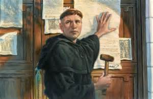 Martin Luther 95 Thesis Reformation Day 2015 Is 498 Years After Martin Luther