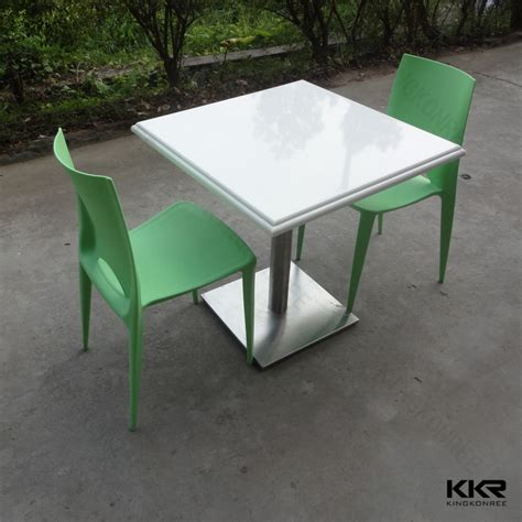 kingkonree quartz top dining tables buy quartz