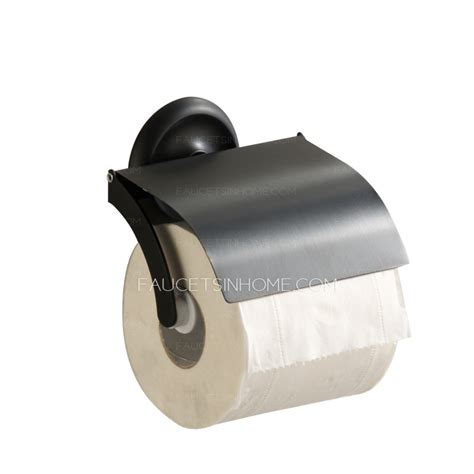 novelty toilet paper holder decorative bathroom black oil rubbed bronze toilet paper