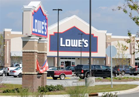 lowe s and highs retail home improvement chain boasts