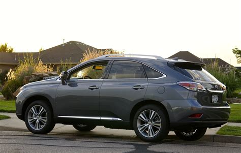 lexus crossover 2015 2015 lexus rx450h hybrid crossover stu s reviews