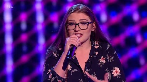 The Voice Of The the voice uk 2017 kerley sings for the coaches
