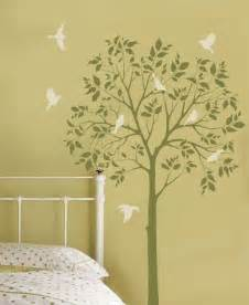 Trees Wall Mural How To Paint A Tree Mural Off The Wall