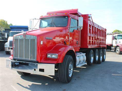kenworth dump truck 2008 kenworth t800 for sale 2611
