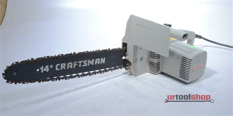Craftsman 14 Quot Electric Chainsaw Model 358 341151 1702 14