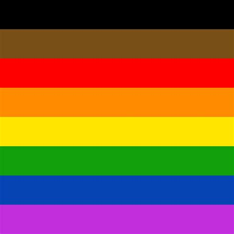 pride colors pride flag colors inspirational philadelphia s new