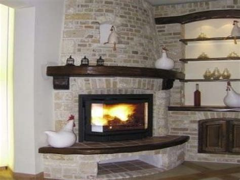 corner gas fireplace design ideas home design