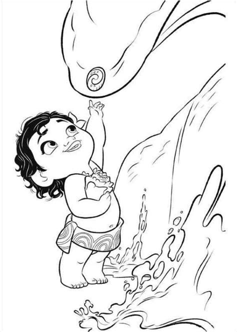 printable coloring pages moana moana coloring pages best coloring pages for kids
