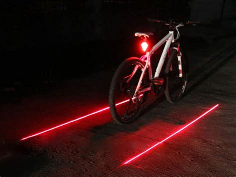 cycling lights for rechargeable cycling bike bicycle 8 led light