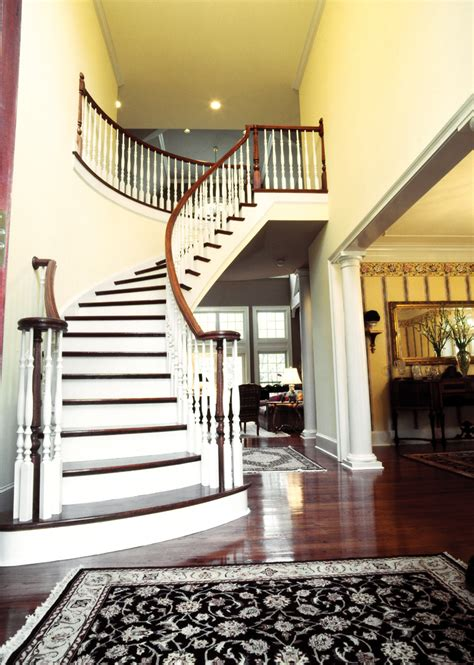 home design story stairs acadian house plan stairs photo 02 plan 082s 0003 house