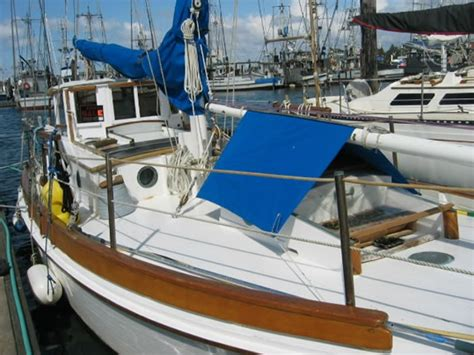 wooden scow for sale george buehler ladyben classic wooden boats for sale
