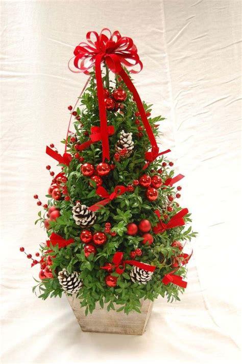 lazos arbol navidad arbol de navidad decoracion preciosa con lazos