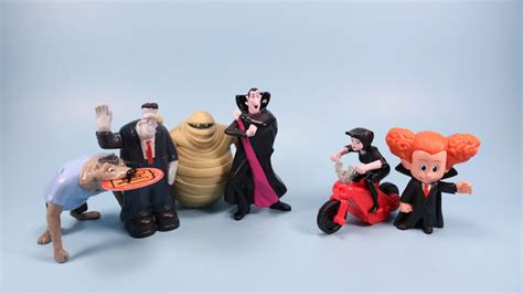 Mcdonalds Happy Meal Hotel Transylvania 2 Frank Mask the museum hotel transylvania 2 mcdonalds happy meal
