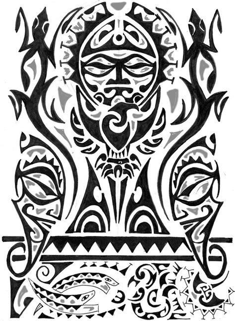 Sabina Tribal 522 besten maori tribal bilder auf geckos eidechsen und schablonen