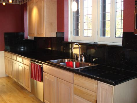 kitchen types choosing the right types of kitchen countertops amaza design