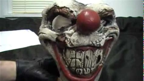 it finally arrived sweet tooth s mask twisted metal