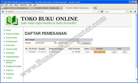 membuat web toko online dengan php skripsi e commerce program aplikasi toko online kasus