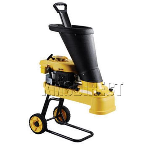 garten schredder 2 quot 50mm 5 5hp petrol gasoline garden shredder wood chipper