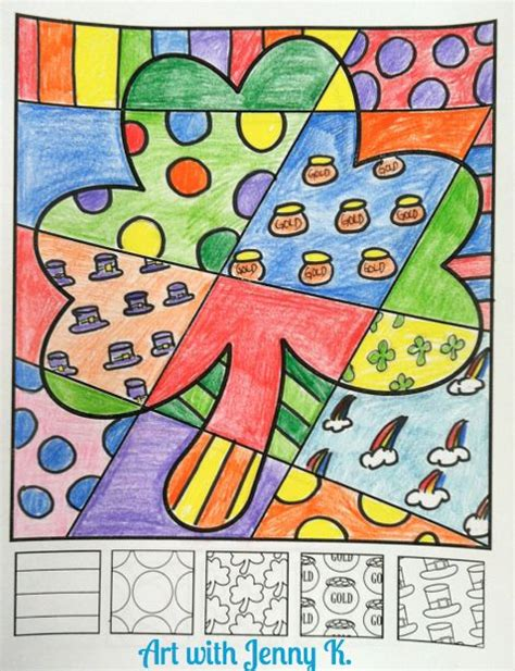what was the original color of st day 45 best images about coloring pages on