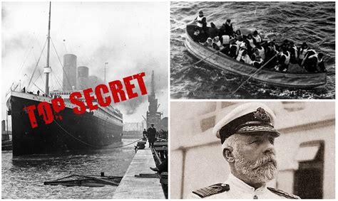 imagenes reales del verdadero titanic secreto confesado 191 el aut 233 ntico motivo por el que se