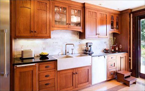 craftsman style kitchen cabinets 25 craftsman kitchen design ideas furniture