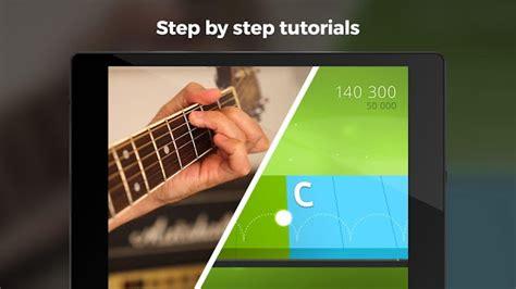 learn guitar yousician yousician learn guitar piano bass ukulele 2 44 1 apk