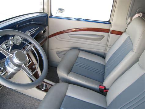 gabes upholstery hawaiian express 171 gabe s street rods custom interiors