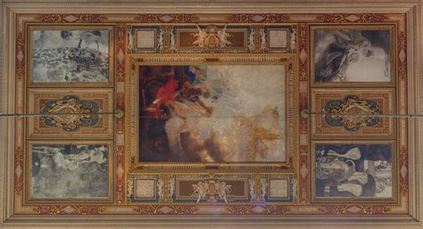 klimt of vienna ceiling paintings greatest paintings of all time images 1 10 listology