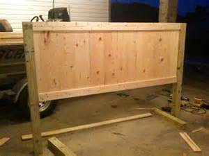 How To Build A Headboard And Footboard by Dreamy Diy Headboards You Can Diy Headboards For King