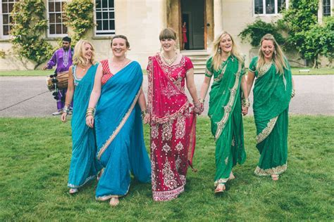 'Our Big Fat Anglo Indian Country Festival Wedding!? By