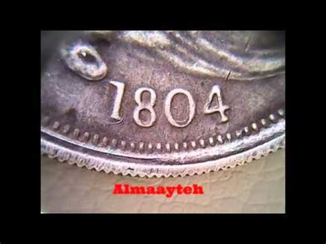 Magnet Koin Silver 25x2mm liberty coin 1804 doovi