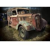 Rust Bucket D By Robert Eede On DeviantArt