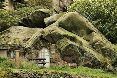 Cottage Rock by Rock Cottage Simple Interesting