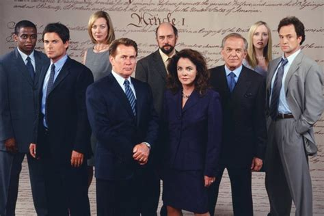 west wing a definitive ranking of every character on the west wing