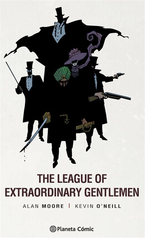 libro league of extraordinary gentlemen novedades de planeta c 243 mic para abril de 2016