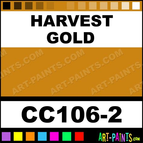 harvest gold cover coat underglaze ceramic paints cc106 2 harvest gold paint harvest gold