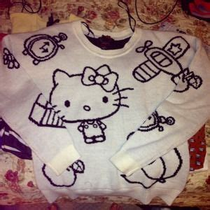 Chococat Hoddie Sweater 71 forever 21 sweaters limited edition hello