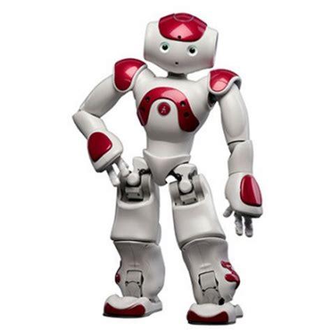 imagenes de robots inteligentes programmierbarer humanoider roboter nao evolution rot