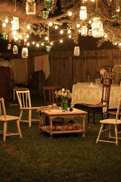 lights for backyard party 25 best ideas about outdoor party lighting on pinterest