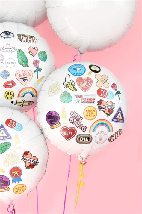 temporary tattoo paper roll diy flair temporary tattoo balloons i spy glitter and