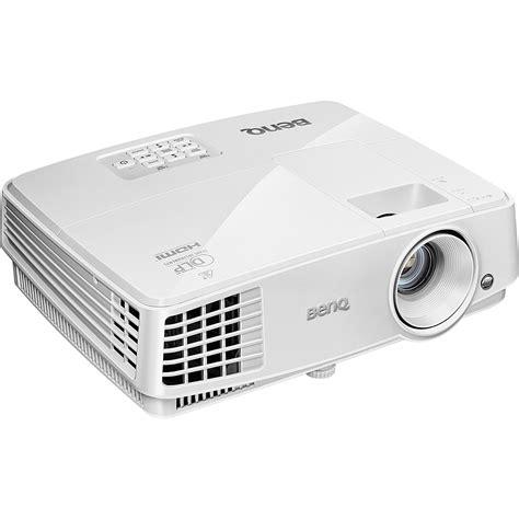 benq mh740 1080p dlp 3d projector benq ms524 svga dlp projector ms524 b h photo