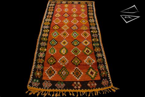 Tribal Runner Rug Tribal Runner Rug Tribal Moroccan Rug Runner 4 X 9 Antique Tribal Kurdish Runner Rug At
