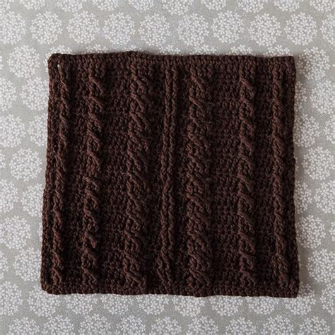 spa cloth knitting pattern cabled spa cloth knitting patterns and crochet patterns