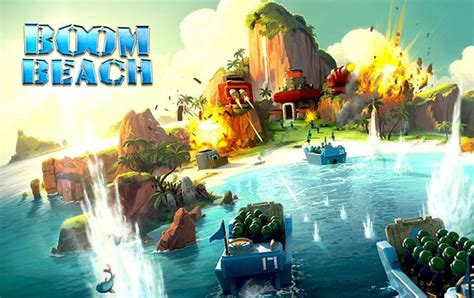 boom beach  android   product reviews net