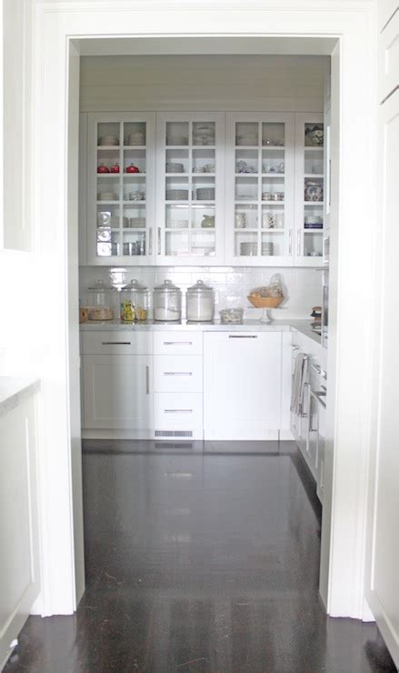 Kitchen With Walk In Pantry by Walk In Pantry Cottage Kitchen Molly Frey Design