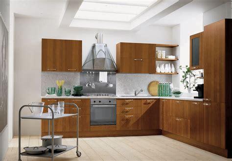 photo cuisine en bois cuisine blanc et bois moderne terrasse en bois